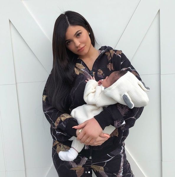 Is Kylie Jenner's bodyguard the father of Stormi? He finally answers