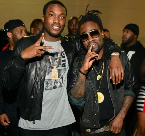Rapper, Wale shows love to Meek Mill following long beef