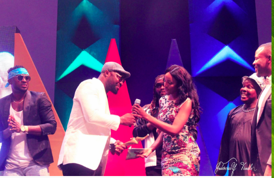 WatsUpTV : Patoranking sarkodie others win at 2016 nigeria
