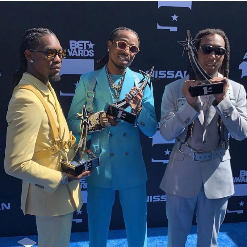 The complete list of winners at the 2019 BET Awards