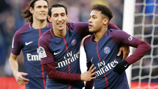 Neymar told teammates he won't return to PSG next season
