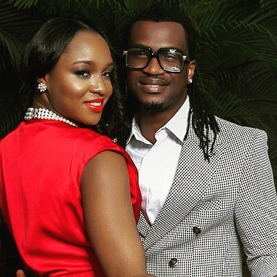 Paul of P-Square and his wife, Anita have welcomed a set of twins; a boy and a girl