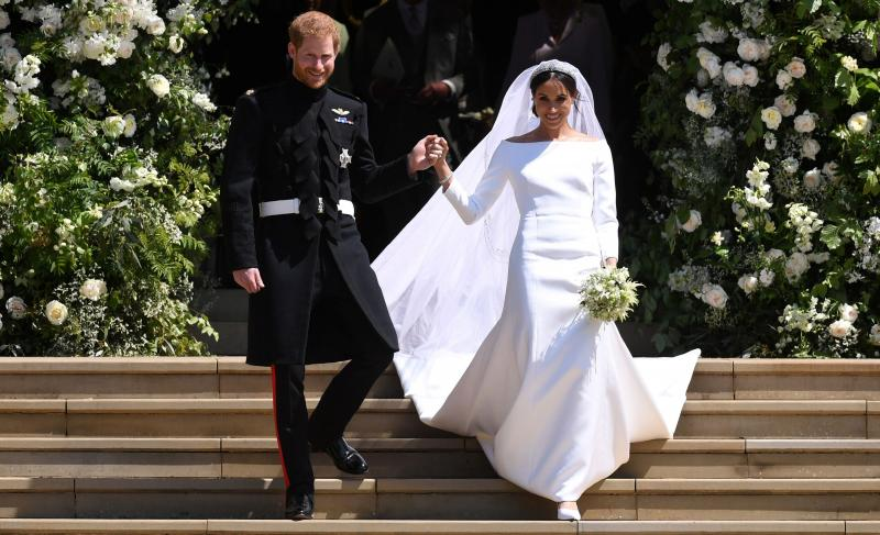 The Royal Wedding Best Looks