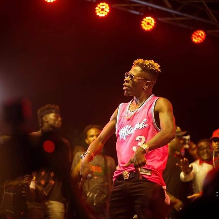 Epic Moment Photos During The WatsUpTV 67 Legon Hall Week Artiste Night Concert.