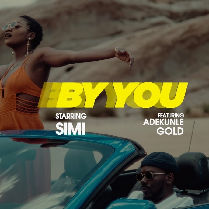 This Video Of Adekunle Gold And Simi Make Love More Beautiful.