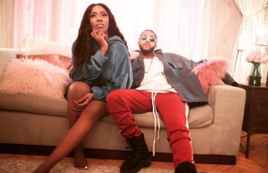 Tiwa Savage Hints At Collaboration With International Singer, Omarion