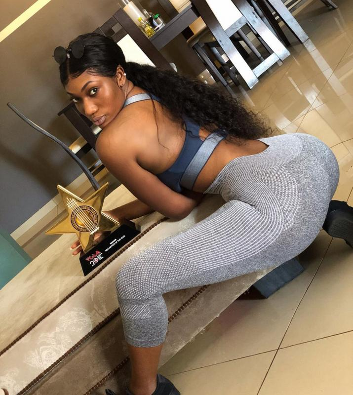 How Wendy Shay Reacted To MzVee New Song